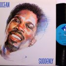 Ocean, Billy - Suddenly - Vinyl LP Record - R&B Soul