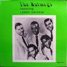 Nutmegs, The - Featuring Leroy Griffin - Sealed Vinyl LP Record - R&B Soul