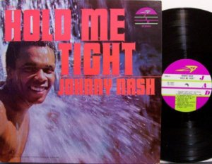 Nash, Johnny - Hold Me Tight - Vinyl LP Record - R&B Soul