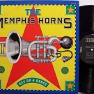 Memphis Horns - Get Up & Dance - Vinyl LP Record - R&B Soul