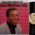 McDaniels, Gene - The Very Best Of - Vinyl LP Record - R&B Soul
