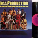 Mass Production - Welcome To Our World - Vinyl LP Record - R&B Soul
