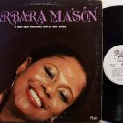 Mason, Barbara - I Am Your Woman She Is Your Wife - Vinyl LP Record - R&B Soul