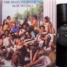 Main Ingredient, The - Music Maximus - Vinyl LP Record - R&B Soul