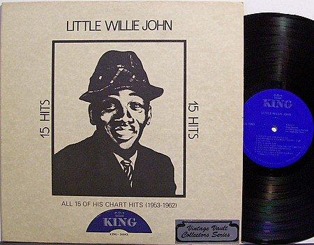 Little Willie John - 15 Hits - Vinyl LP Record - R&B Soul
