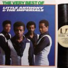Little Anthony & The Imperials - The Very Best Of - Vinyl LP Record - R&B Soul