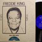 King, Freddie - 17 Hits - Vinyl LP Record - R&B Soul
