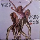 Johnson, Lorraine - Learning To Dance All Over Again - Sealed Vinyl LP Record - Disco Dance