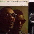 Jackson, Milt & Ray Charles - Soul Brothers - Vinyl LP Record - R&B Soul