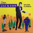 Jackson, Deon - Golden Classics - Sealed Vinyl LP Record - R&B Soul