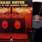 Hayes, Isaac - Live At The Sahara Tahoe - Vinyl 2 LP Record Set - R&B Soul