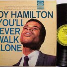 Hamilton, Roy - You'll Never Walk Alone - Vinyl LP Record - R&B Soul Pop