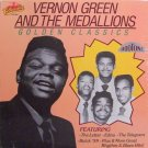 Green, Bernon & The Medallions - Golden Classics - Sealed Vinyl LP Record - R&B Soul