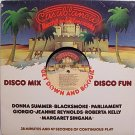 "Get Down & Boogie - Vinyl 12"" Single - Parliament / Giorgio / Jeannie Reynolds etc - DJ Disco Dance"