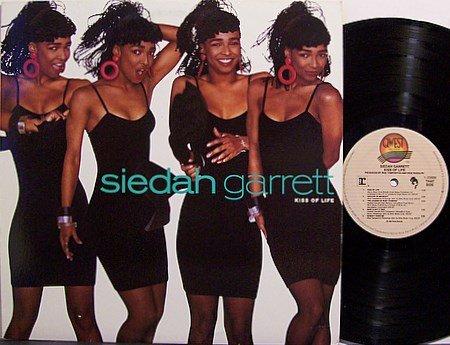 Garrett, Siedah - Kiss Of Life - Vinyl LP Record - R&B Soul