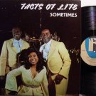 Facts Of Life - Sometimes - Vinyl LP Record - R&B Soul
