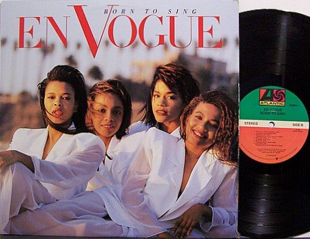 En Vogue - Born To Sing - Vinyl LP Record - R&B Soul