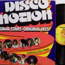Disco Motion - Vinyl LP Record - Various Artists - DJ Dance