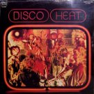 Disco Heat - Sealed Vinyl 2 LP Record Set - Various Artists - DJ Dance