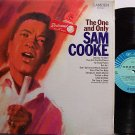 Cooke, Sam - The One And Only - Vinyl LP Record - R&B Soul