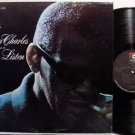 Charles, Ray - Invites You To Listen - Vinyl LP Record - R&B Soul
