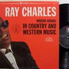 Charles, Ray - Modern Sounds In Country & Western Music Volume 1 - Vinyl LP Record - Stereo