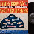 Brown, James - Papa's Got A Brand New Bag - Vinyl LP Record - Mono - R&B Soul