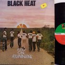 Black Heat - Keep On Runnin' - Vinyl LP Record - R&B Soul Funk