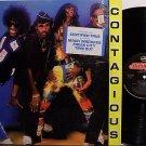 Bar-Kays, The - Contagious - Vinyl LP Record - Bar Kays - R&B Soul Funk