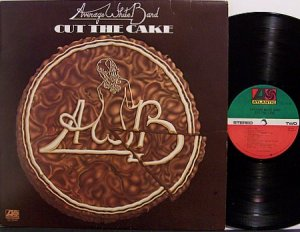 Average White Band / AWB - Cut The Cake - Vinyl LP Record - R&B Soul