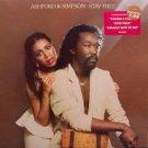 Ashford & Simpson - Stay Free - Sealed Vinyl LP Record - R&B Soul