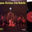 Tuttle, Jerry - Saxaphone Christmas From Nashville - Vinyl LP Record - Country