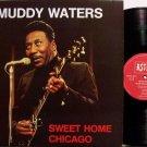Waters, Muddy - Sweet Home Chicago - German Pressing - Vinyl LP Record - Blues