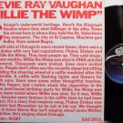 "Vaughan, Stevie Ray - Willie The Wimp - Promo Only 12"" Vinyl Single Record - SRV - Blues"