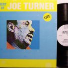 Turner, Joe - The Very Best Of Joe Turner Live - Vinyl LP Record - Blues