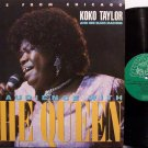 Taylor, Koko - An Audience With The Queen Live From Chicago - Vinyl LP Record - Blues