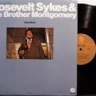 Sykes, Roosevelt & Little Brother Montgomery - Urban Blues - Vinyl 2 LP Record Set - Blues