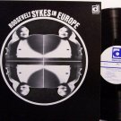 Sykes, Roosevelt - In Europe - Vinyl LP Record - Blues