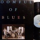 Roomful Of Blues - Self Titled - Vinyl LP Record - Blues