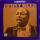 Reed, Jimmy - 16 Greatest Hits - Sealed Vinyl LP Record - Blues