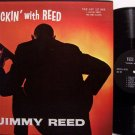 Reed, Jimmy - Rockin' With Reed- Vinyl LP Record - Blues