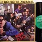 Little Charlie & The Nightcats - Disturbing The Peace - Vinyl LP Record - Blues