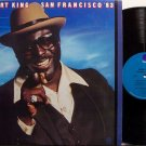 King, Albert - San Francisco '83 - Vinyl LP Record - Blues