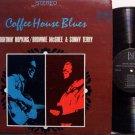 Hopkins, Lightnin' / Brownie McGhee & Sonny Terry - Coffee House Blues - Vinyl LP Record