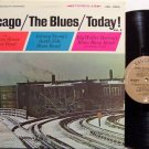 Chicago The Blues Today Vol. 3 - Vinyl LP Record - Johnny Shines / Big Walter Horton etc