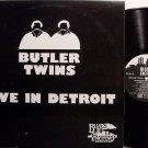 Butler Twins, The - Live In Detroit - Vinyl LP Record - Blues