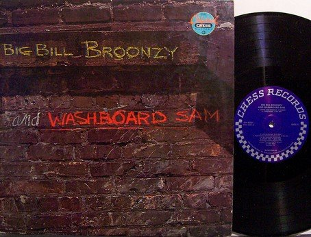 Washboard Sam With Big Bill Broonzy And Memphis Slim Feeling Low Down
