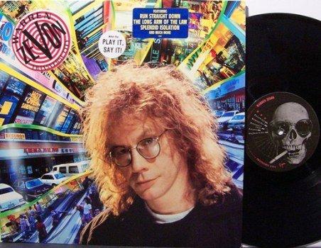 Zevon, Warren - Transverse City - Vinyl LP Record - Promo - Rock