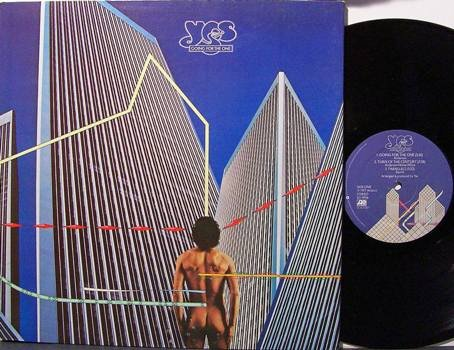 Yes - Going For The One - Vinyl LP Record - Rock