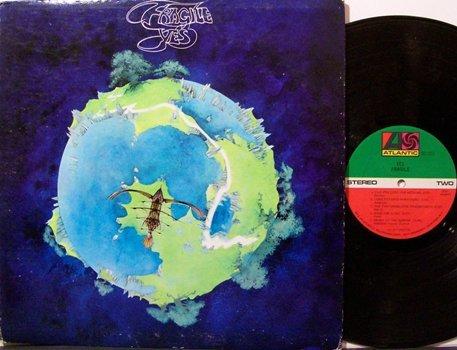 Yes - Fragile - Vinyl LP Record - Rock
